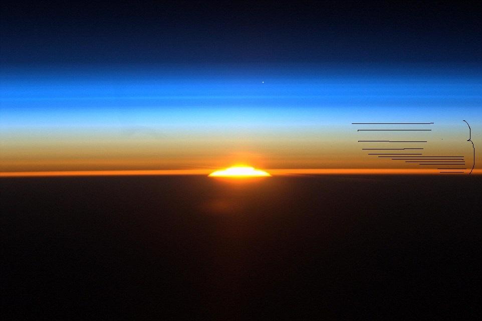 الاســـم:1409946998707_wps_7_582752main_sunrise_from_i x.jpg المشاهدات: 113 الحجـــم:83.4 كيلوبايت