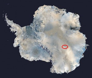 الاســـم:707px-LakeVostok-Location-300x254[1].jpg المشاهدات: 540 الحجـــم:18.8 كيلوبايت