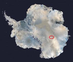 الاســـم:707px-LakeVostok-Location-300x254[1].jpg المشاهدات: 575 الحجـــم:18.8 كيلوبايت